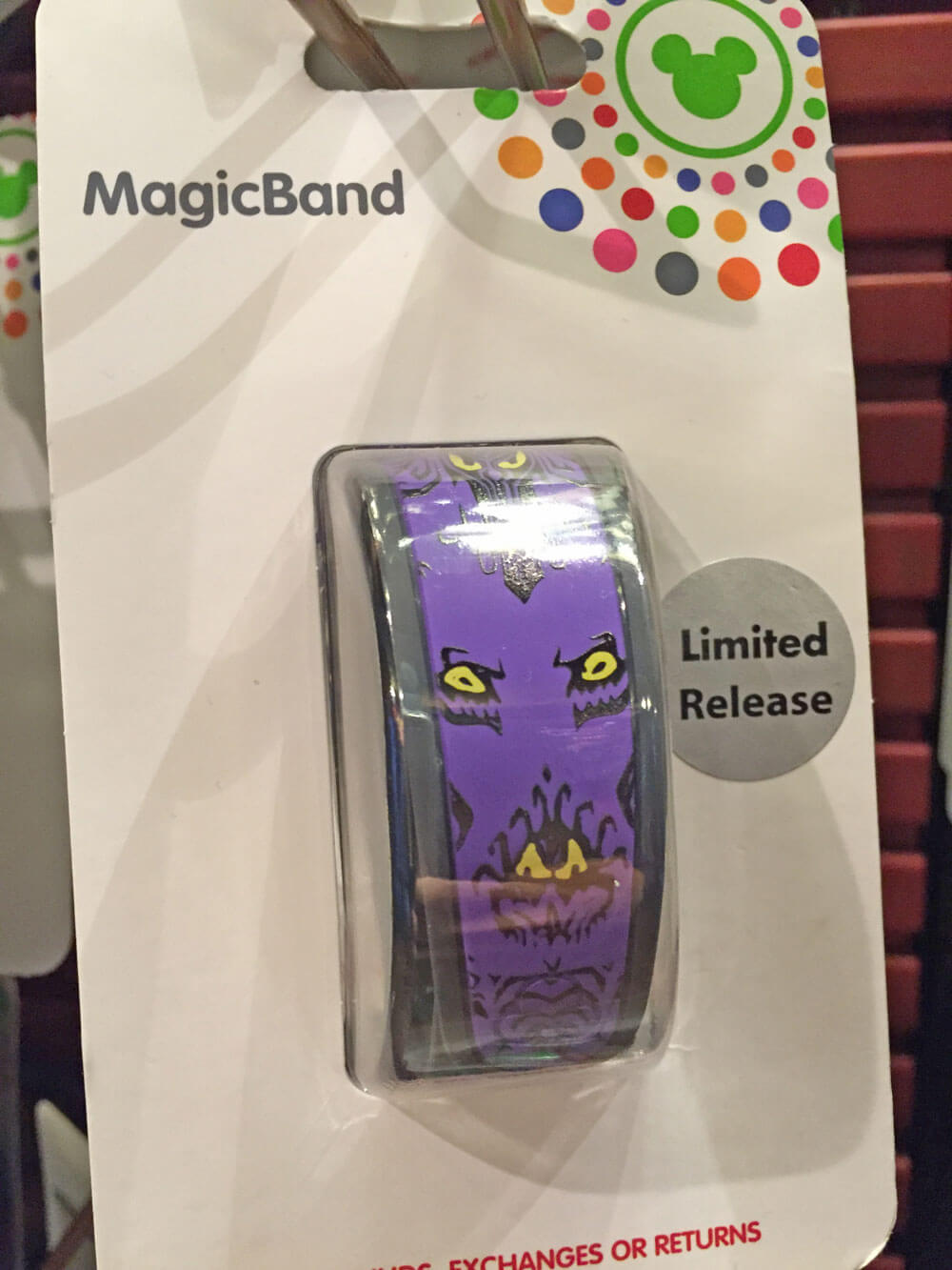 Disney MagicBand Customization Options - Limited-Edition MagicBand