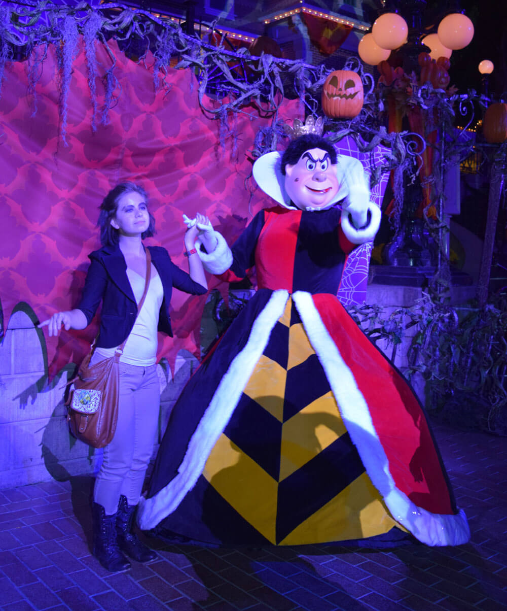 Mickey's Halloween Party 2016