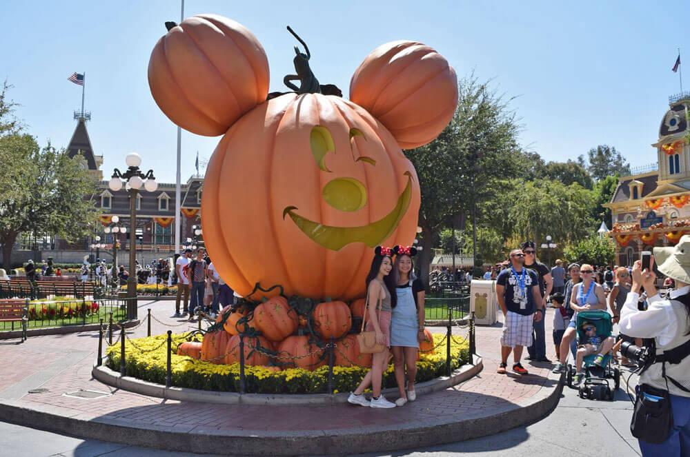 Disneyland Halloween Time 2016