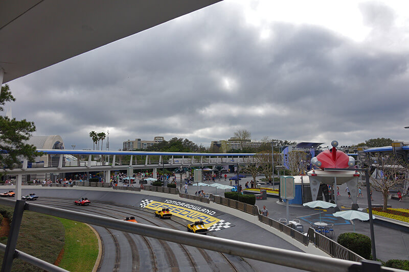 The Secret History of Disney Rides: Tomorrowland Speedway - Secret History of Tomorrowland Speedway