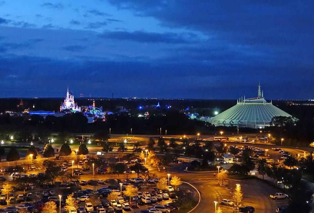 Hotels near Magic Kingdom - Disney's Contemporary Resort