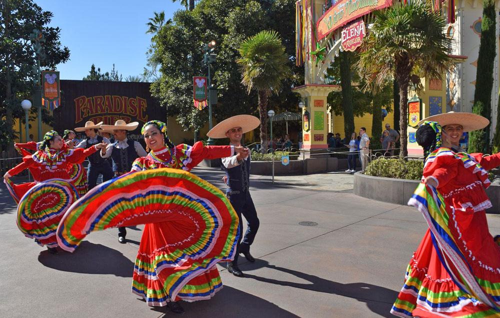 Guide to Holidays at Disneyland 2017 - Disney California Adventure Fiesta