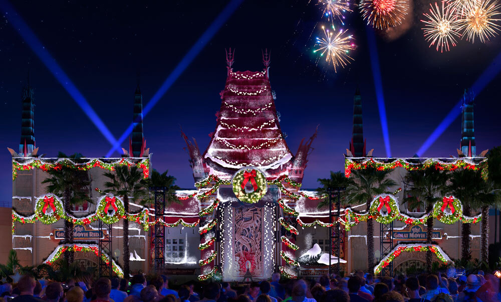 Disney World Christmas Events - Jingle Bell, Jingle Bam
