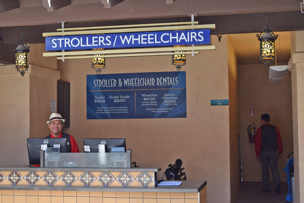 How To Manage Universal Studios Hollywood With Disabilities