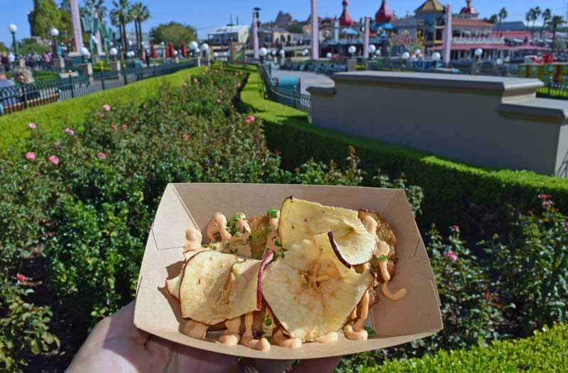 Holiday Treats at Disneyland - Disney California Adventure Festival of the Holidays