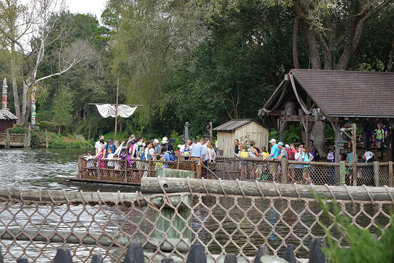 The Secret History of Disney Rides: Tom Sawyer Island - Tom Sawyer Island