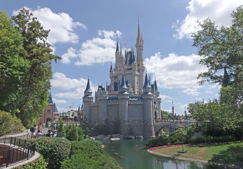 Disney Magic Your Way Ticket - Cinderella Castle