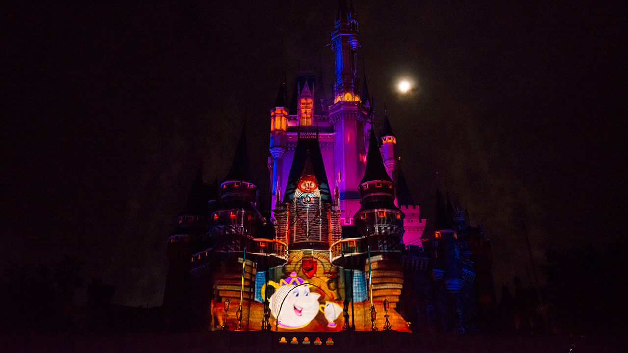 'Once Upon a Time' Castle Show Debuts Tonight in Magic Kingdom