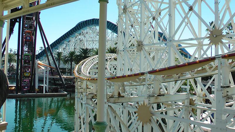 The Secret History of Disney Rides: California Screamin' - California Screamin' Tracks