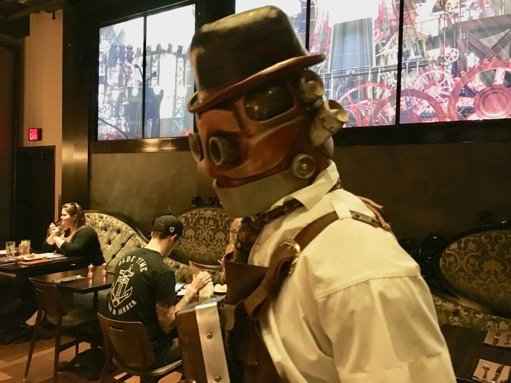 Toothsome Chocolate Emporium Review - Jacques