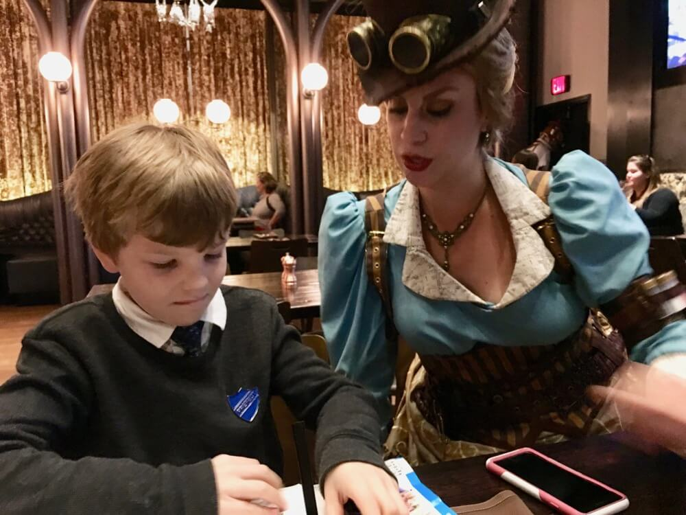 Toothsome Chocolate Emporium Review - Penelope