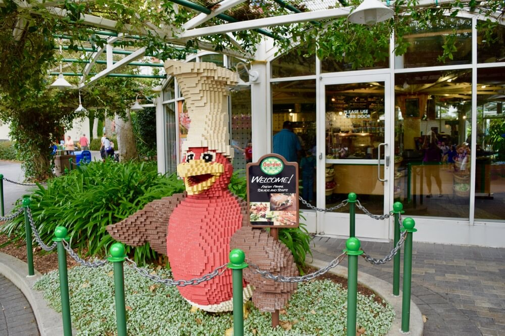 Best Legoland California Food and Treats