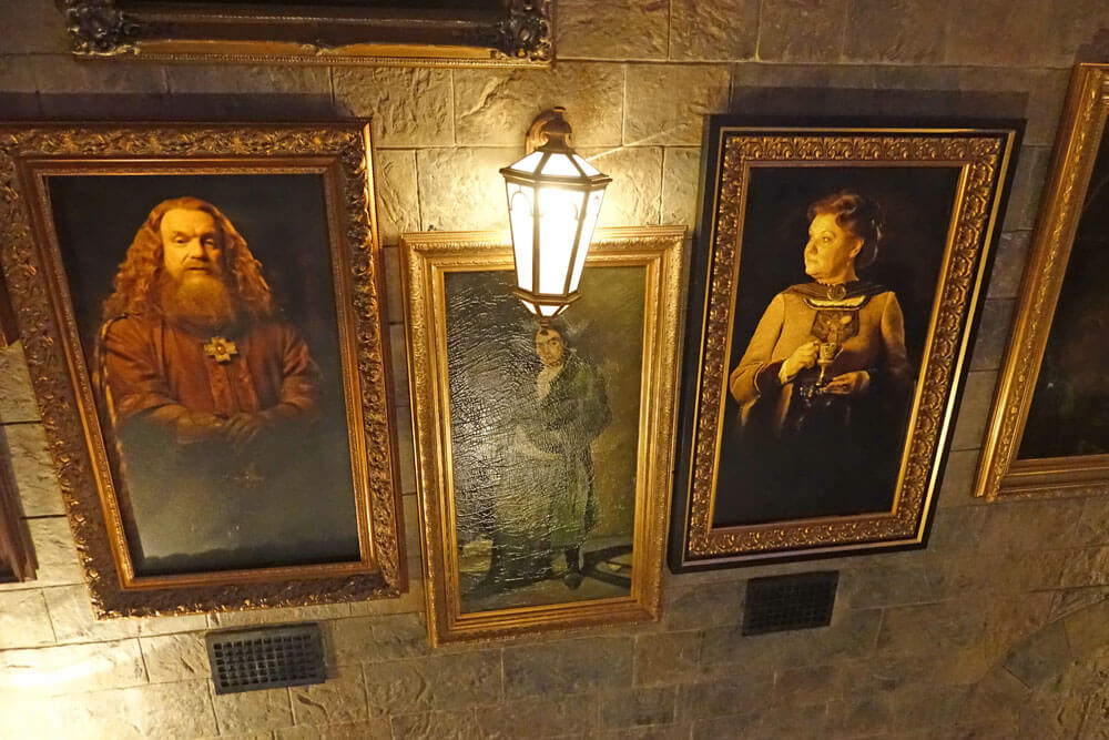 Universal Orlando Holiday Crowds - Harry Potter and the Forbidden Journey