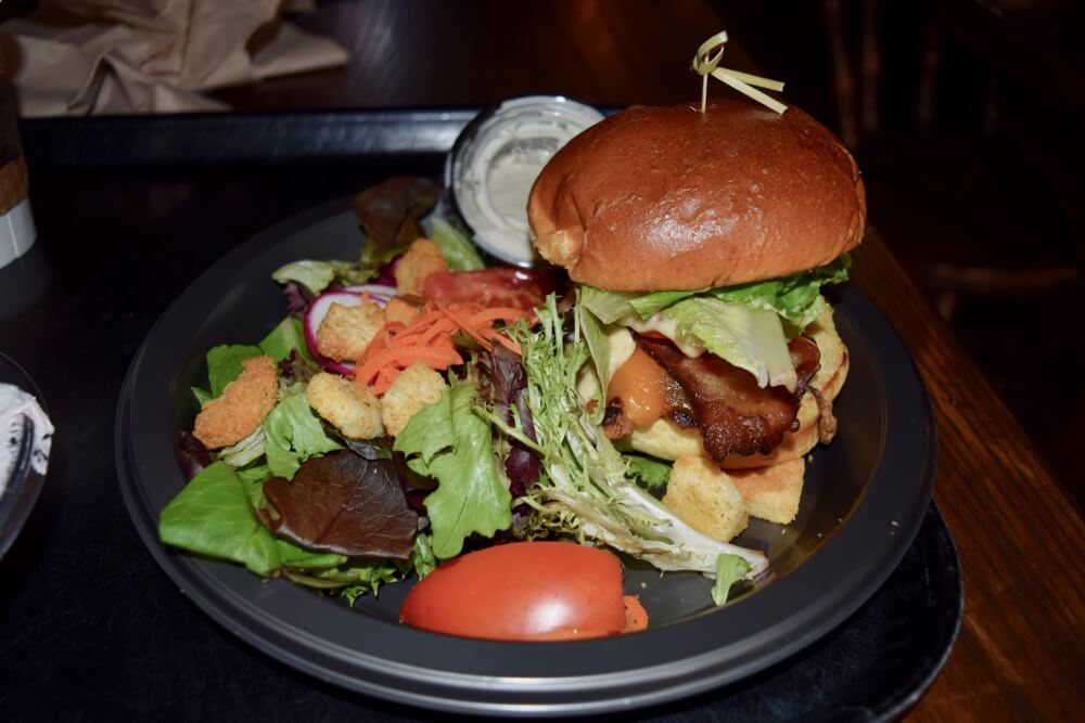 Universal Studios Hollywood Holiday Treats & Eats - New Chicken Sandwich