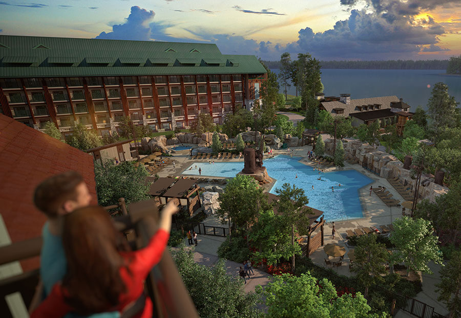 What Opened at Disney World and Universal in 2017 - Disney's Wilderness Lodge Villas