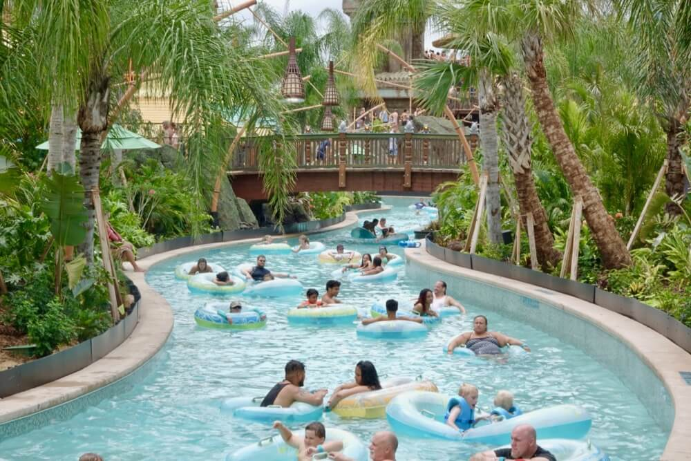 Best Time to Visit Universal Orlando in 2018 - Universal's Volcano Bay - River