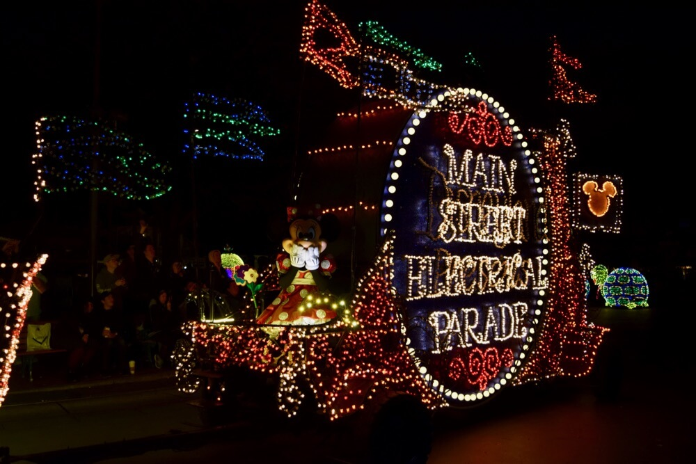 Best Viewing of the Main Street Electrical Parade - MSEP Drum
