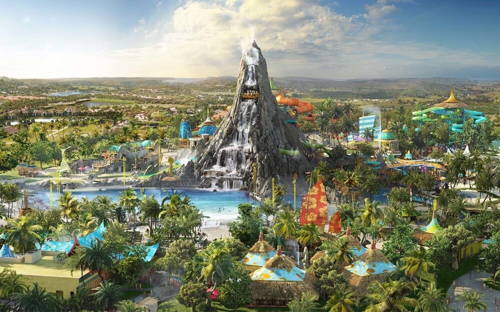 6 Reasons To Be Excited About Universal's Volcano Bay