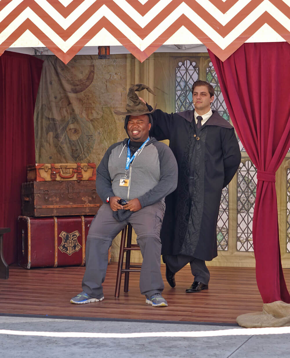 A Celebration of Harry Potter 2017 - Sorting Hat Experience