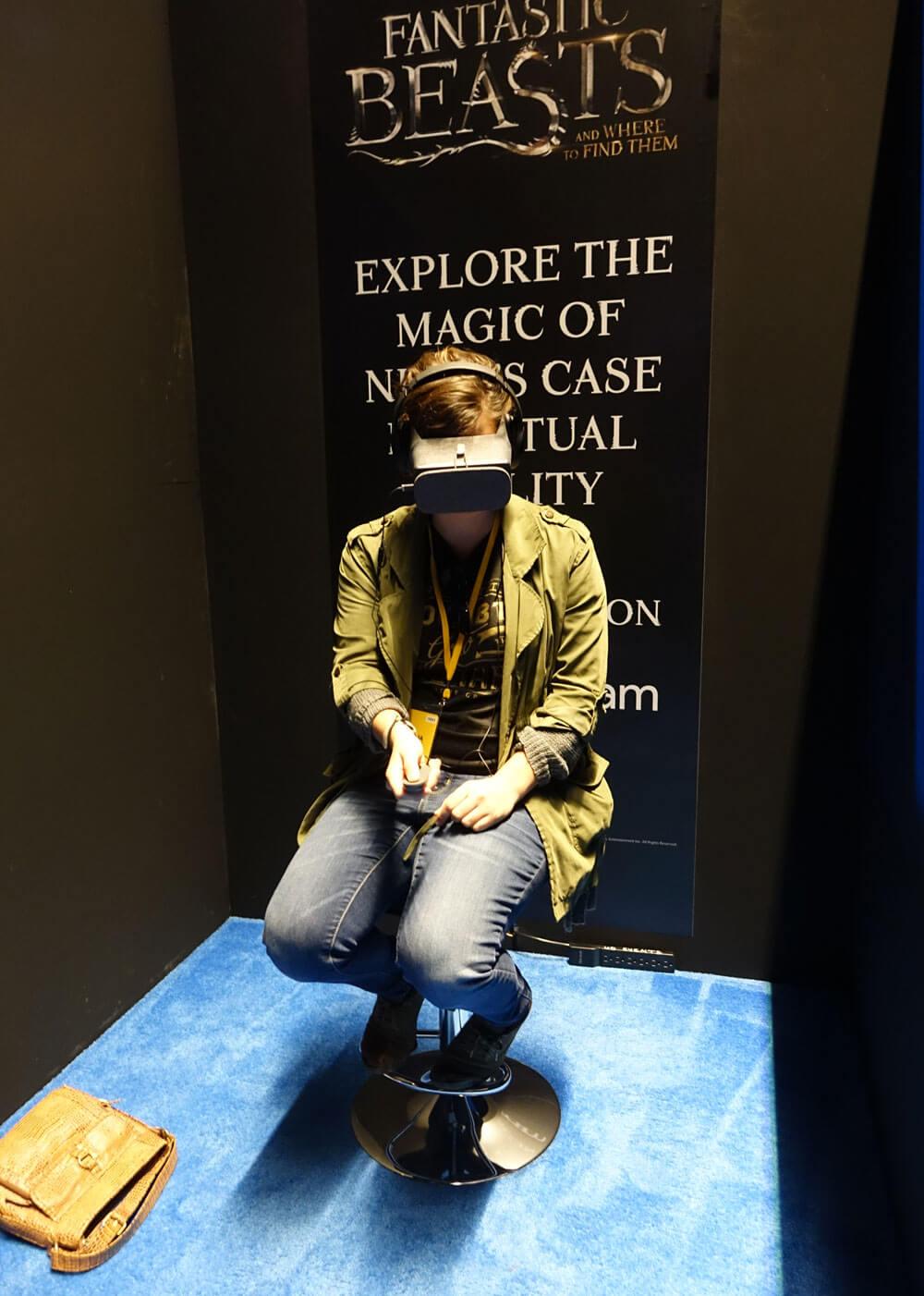 A Celebration of Harry Potter 2017 - Google VR Experience