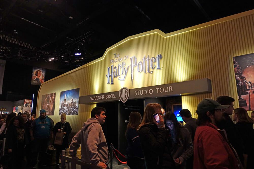 A Celebration of Harry Potter 2017 - Warner Bros. Studio Tour Lines