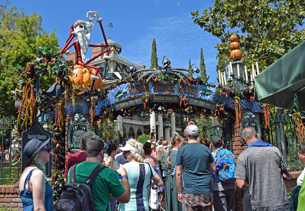 Guide to Disneyland Events in 2018 and 2019 - Halloween Time