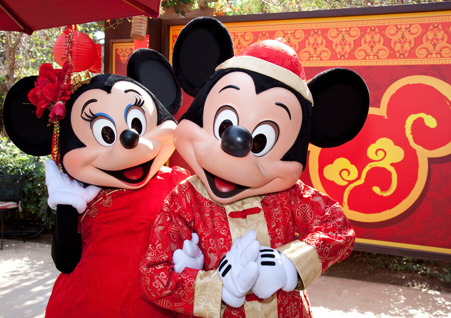 guide to disneyland events in 2018 and 2019 lunar new year