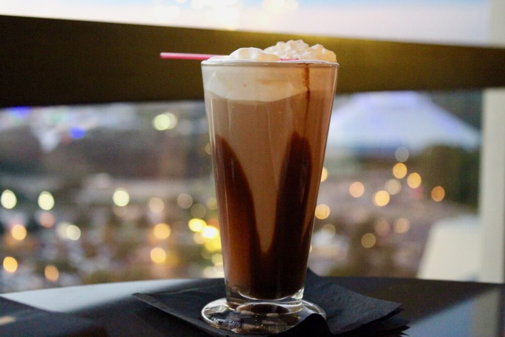 The 6 Best Bars and Lounges at Disney World - California Grill - Coffee