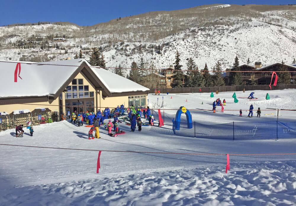 Tips for a Family Ski Trip - Kids' Ski School