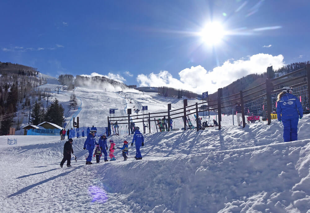 Find the Best Ski Resort for Your Family - Vail Ski School