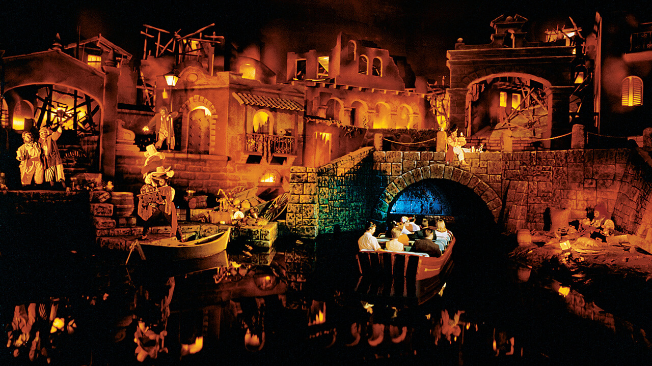 Disneyland To Celebrate 50 Years of Pirates of the Caribbean This Weekend