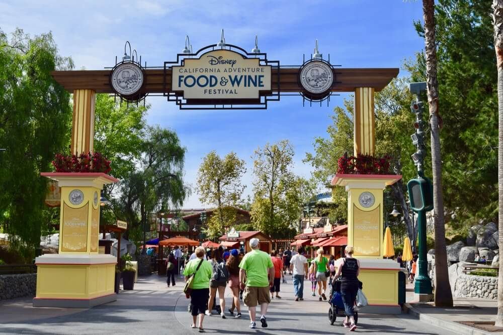 What's Cooking at the Disney California Adventure Food & Wine Festival