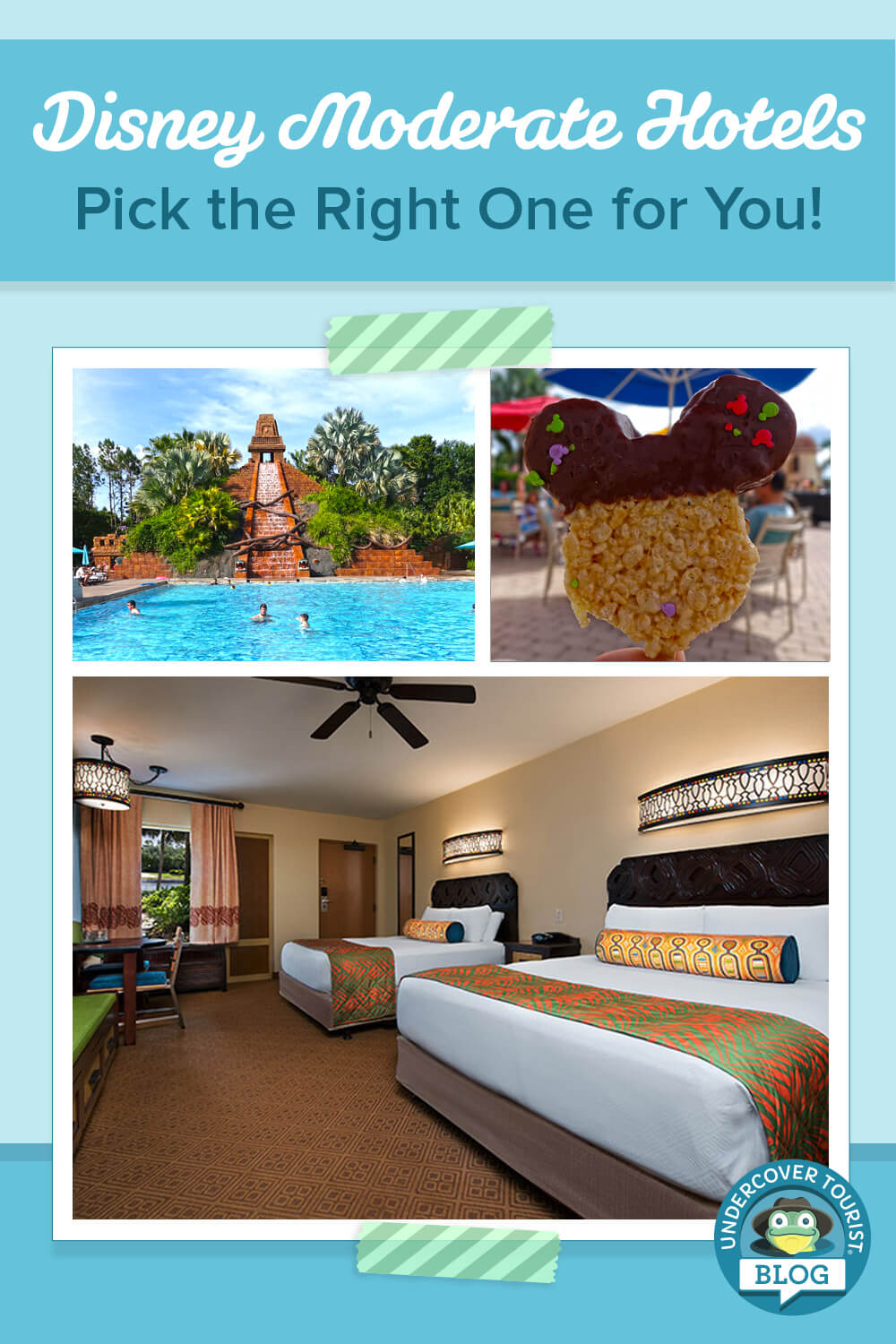 Which Disney World Moderate Hotel Is Right for You?