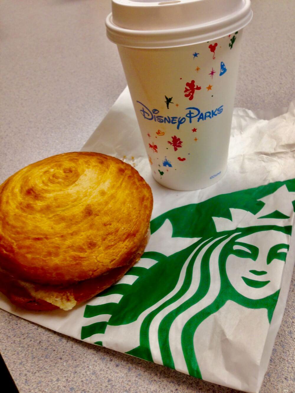 Disney's Hollywood Studios Dining - Starbucks