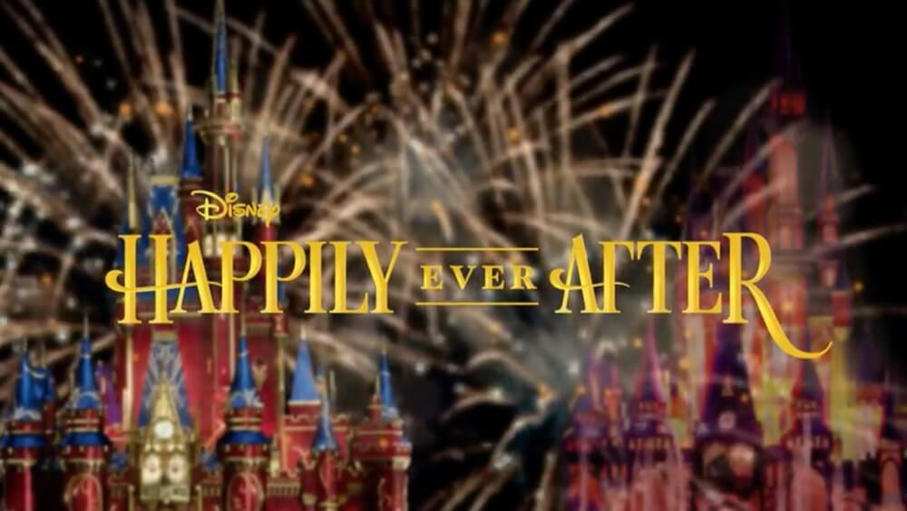Halloween Horror Nights 27 - Disney Happily Ever After Logo