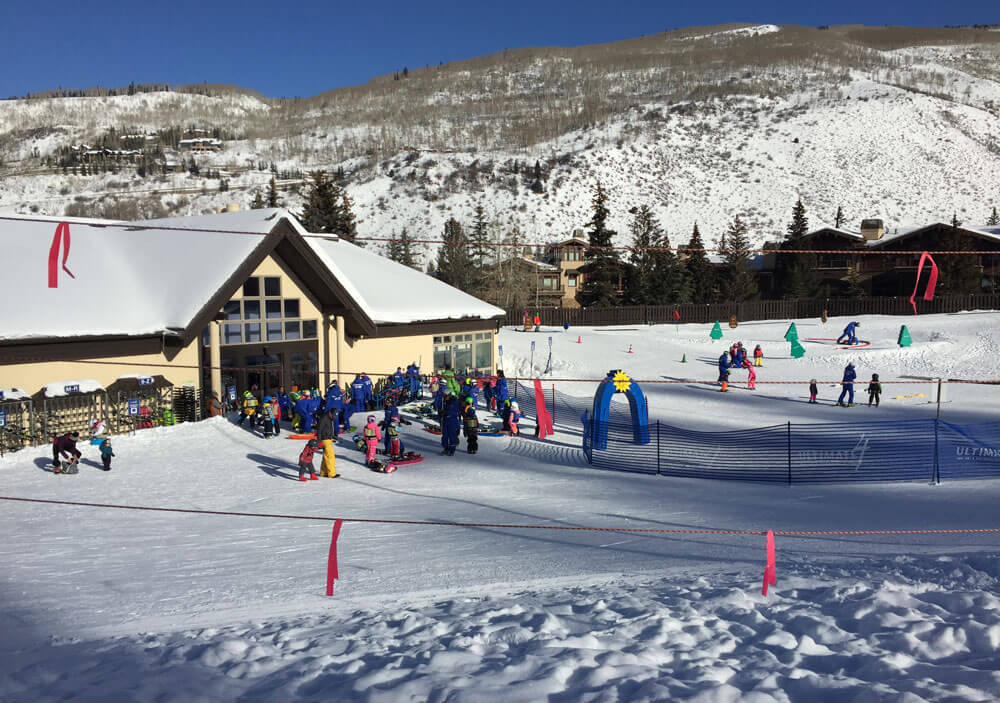 How to Make Sure Your Kids Are Happy Skiers - Ski Lessons
