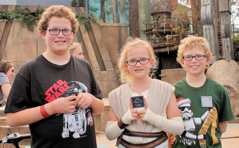 Jedi Training at Disney World - Jedi Training Pin