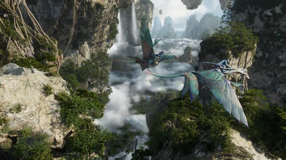 Pandora World of Avatar Fastpass - Avatar Flight of Passage