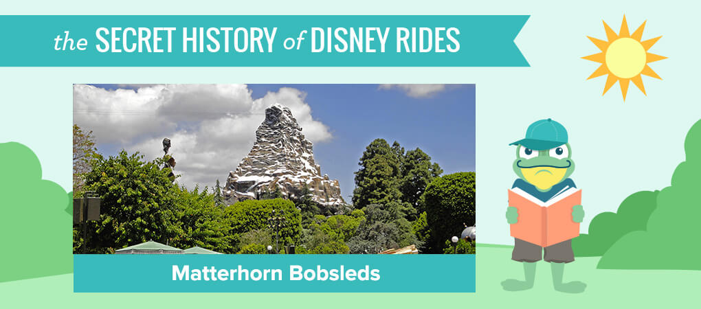 The Secret History of Disney Rides: Matterhorn Bobsleds