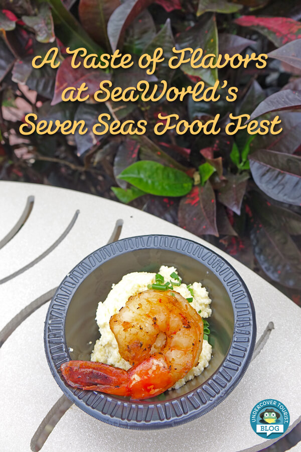 7 Reasons to Visit the SeaWorld Seven Seas Food Festival