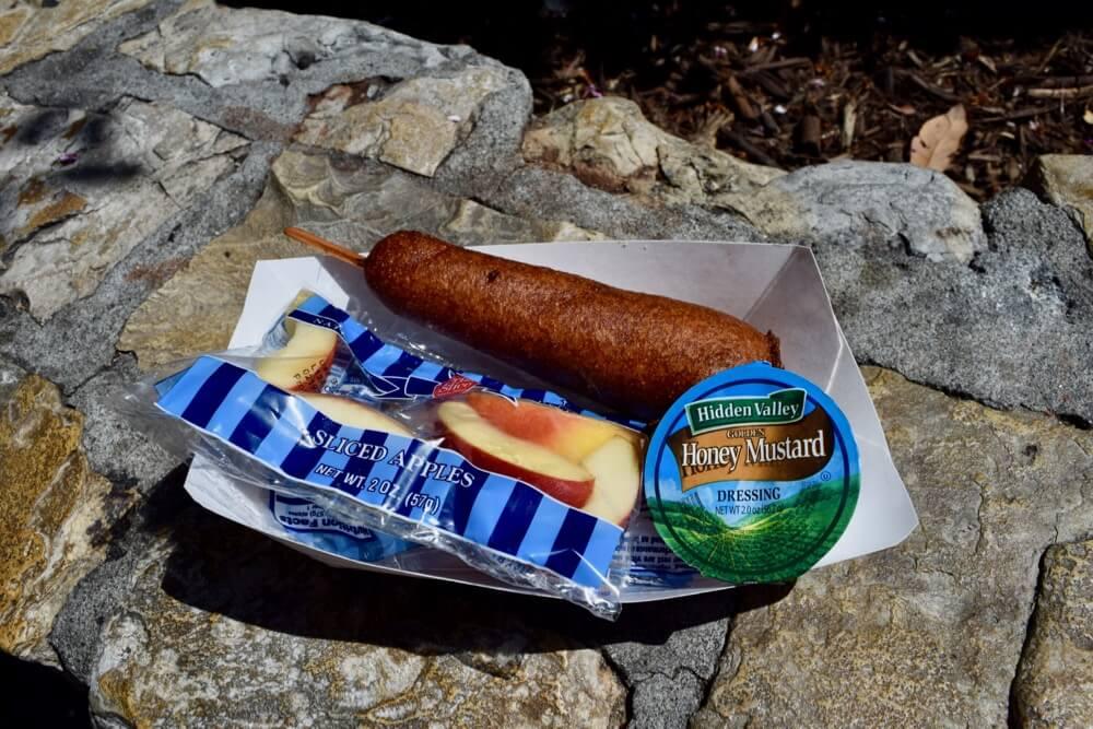 Disneyland Quick Service Restaurants - Stage Coach Corn Dog