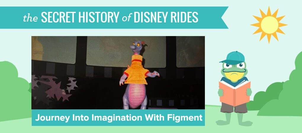 The Secret History of Disney Rides: Journey Into Imagination With Figment