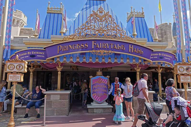 Everything You Need to Know About Disney World Characters - Fairytale Hall
