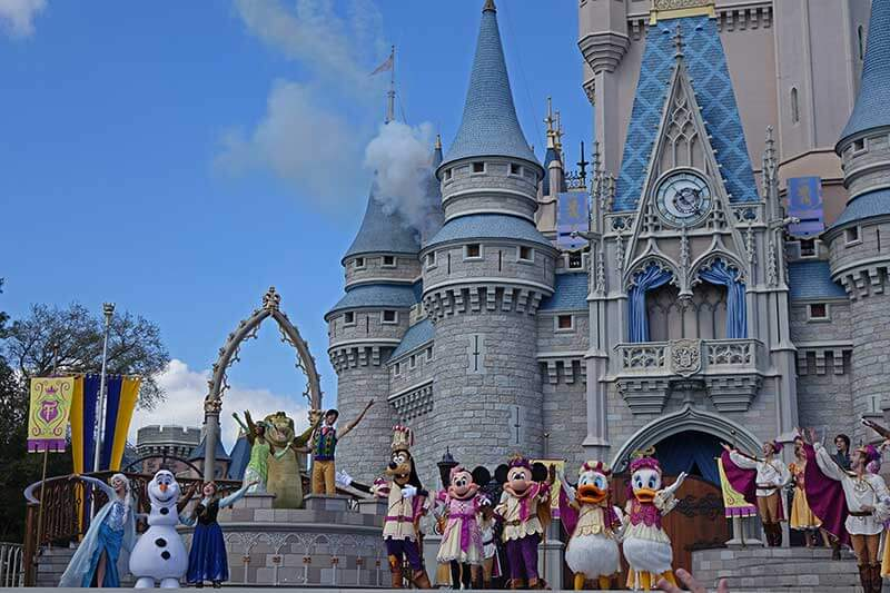 Everything You Need to Know About Disney World Characters - Shows