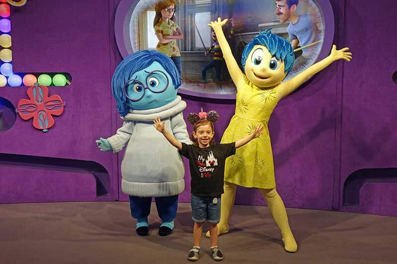 Everything You Need to Know About Disney World Characters - Types of Characters