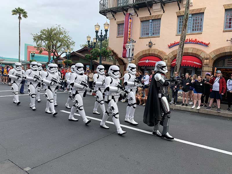 Everything You Need to Know About Disney World Characters - Stormtroopers