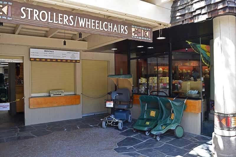 San Diego Zoo Safari Park Tips - Use Disability Services