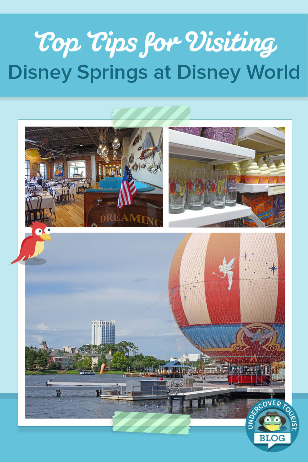 Disney Springs Tips