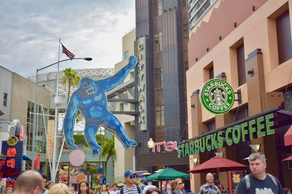 Universal Studios Hollywood Tips to Maximize Your Time - CityWalk