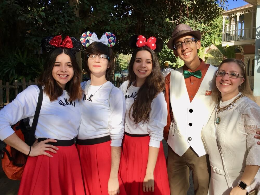 Guardians of the Galaxy—Mission: BREAKOUT - Dapper Day Mouseketeers